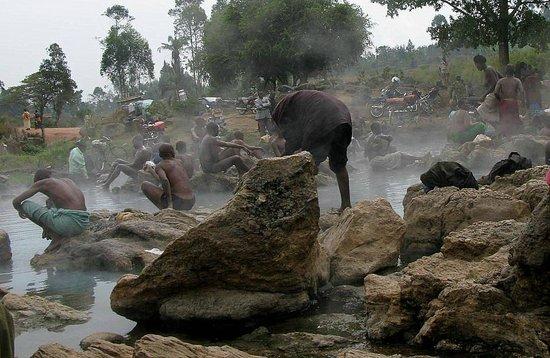 Kitagata Hot Springs