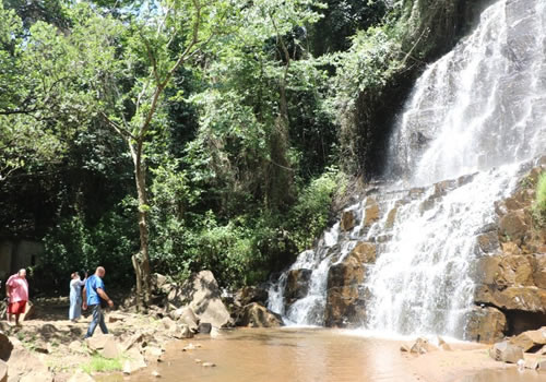 Burundi Waterfalls