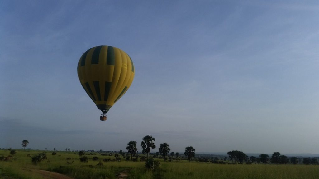 The Hot Air Balloon Experience