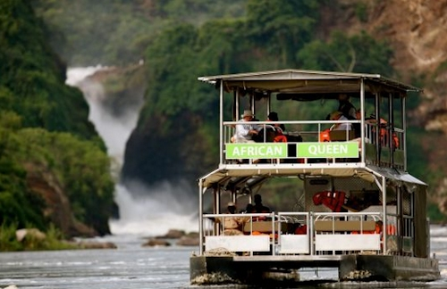 Uganda's major tourism activities