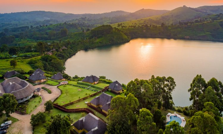 Western Uganda's Crater Lakes