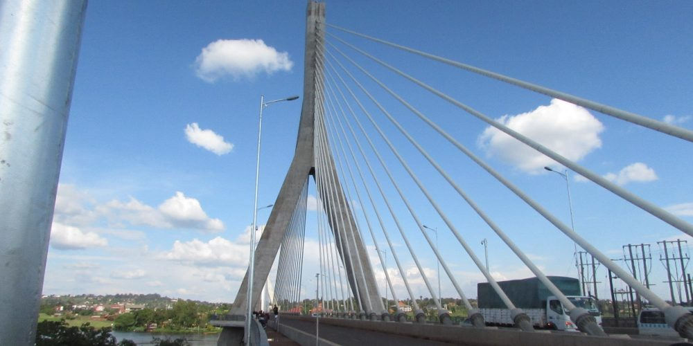 Jinja Nile New Bridge